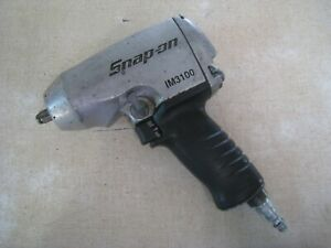 Snap on Im3100 3 8 Impact Air Wrench