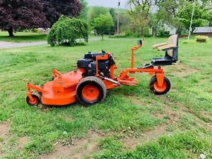 Scag Riding Lawn Mower Commercial Hydrostatic Rotary Mower