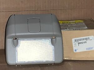 Cadillac Cts 2003 07 New Genuine Gm Dome Light 88952105