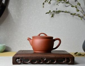 Good Clay Chinese Yixing Zisha Clay Handmade Hanwa Teapot 180cc