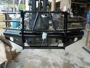 Ranch Hand Legend Front Bumper Chevy 2500hd 3500 2015 2016 2017 2018 2019 Bb418d