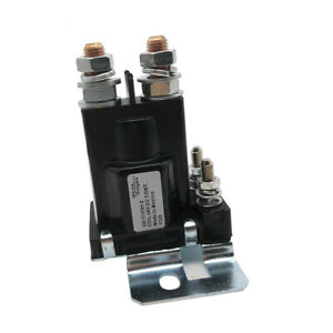 24v 500amp 4 Pin High Current Contactor Relay Dual Battery For Multi System