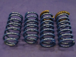 94 04 Ford Mustang Steeda Coil Spring Lowering Springs Good Used Take Offs