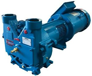 5hp Arco Single Phase Monoblock Liquid Ring Vacuum Pump