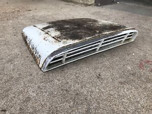 Vintage 1957 1965 Ford Truck Hood Scoop Pontiac Super Duty 1960 s Hood Scoop