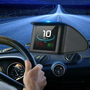 Obd Hud Car Head Up Display Smart Digital Device Digital Meter Hs0p
