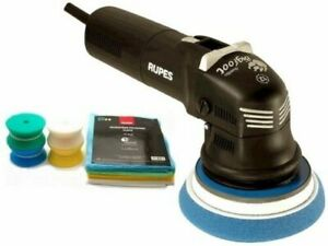 RUPES Bigfoot LHR12E Random Duetto Polisher Sander STF Kit Polishing  Detailing