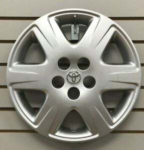 New 2005 2008 Toyota Corolla Le 15 6 Spoke Hubcap Wheelcover Factory Original