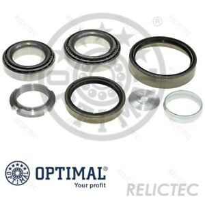 Rear Wheel Bearing Kit Mb w126 w123 r107 c126 s123 w114 w116 w115 c107 c123 s