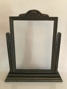 Vintage 1930 S Art Deco Vintage Standing Swivel Picture Frame With Glass