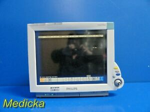 Philips Intellivue Mp 70 M8007a Touch Screen Patient Monitor no Module 18124