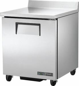 True Twt 27f Worktop Freezer 1 Door Commercial Restaurant Equipment