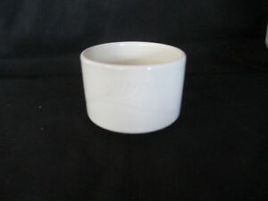 Set Of 10 Espree Soup ice Cream Bowls 3 25 X 2 5 Off white Restaurant catering