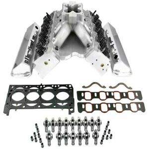 Speedmaster Pce435 1058 Hydraulic Flat Tappet Top End Engine Kit Ford 351c
