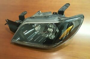 2003 2006 Mitsubishi Outlander Left Front Headlight Head Lamp Assembly