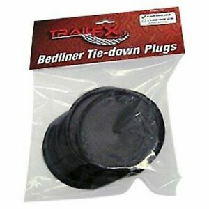 Trailfx Plugkit40x 4 Bed Liner Tie Down Hole Plug