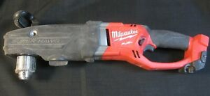 Milwaukee M18 Fuel Super Hawg Right Angle Drill 2709 20 Bare Tool Only