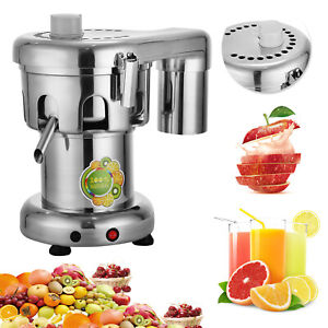 Wf a3000 Commercial Juice Extractor Stainless Steel Juicer Heavy Duty New
