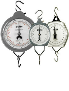 Brecknell 235 6m 56 25 Mechanical Hanging Scale 56lb X 4oz 25kg X 100g