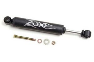 Zone Offroad Black Steering Stabilizer Fits Jeep Wrangler Jk 2007 2018