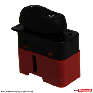 Door Lock Switch Crew Cab Pickup Front Left Motorcraft Fits 2002 Ford F 150