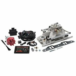 Edelbrock 359500 Pro Flo 4 Efi System Small Block Ford 351w Sequential Port Fuel