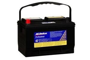 Battery Gold High Reserve Acdelco Pro 65pghr