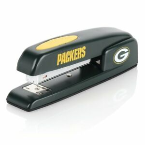 Lot Of 12 Green Bay Packers Nfl Stapler 747 Business Gridiron Standard Swingline