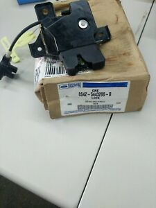 Ford Oem 08 09 Focus Trunk Lock Or Actuator Latch Release 8s4z5443200b