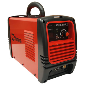 Plasma Cutter 60 Cons Simadre 50rx 110 220v 50 Amp 1 2 Clean Cut Power Torch