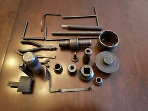 Bmw Mercedes German Specialty Tools Lot Of 22