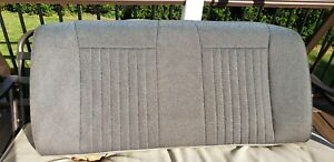 87 93 Mustang Lx Coupe Rear Seat