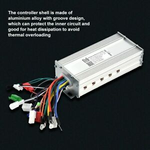 36v 48v 1000w Electric Brushless Motor Speed Controller For Bicycle Scooter