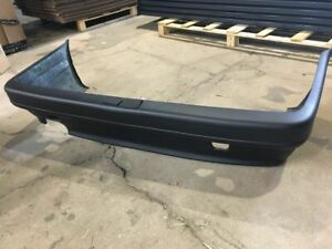 Rear Bumper M tech For Bmw E30 1983 1991