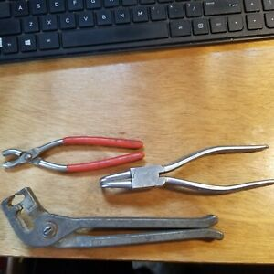 Vintage Vw Tool Stahlwille 10615 Circlip Snap Ring Pliers Germany And Others