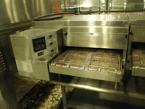 Middleby Marshall S1820e Single Phase Pizza Bread Sandwich 18 Conveyor Oven