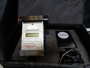 Thermo Scientific Personal Dataram Model Pdr 1200 Pdr 1000 With Conversion Kit