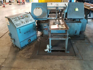 Marvel 15a Horizontal Band Saw W owner s Manuals Series 15 Bandsaw Rockford Il