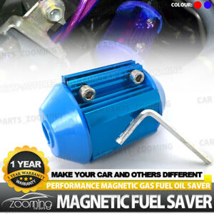 Diesel Gas Fuel Saver Gas Savings Magnetic Module Blue For Hummer H1 H2 H3 H3t