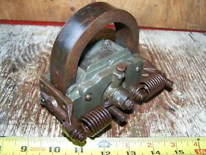 Old Webster M Hit Miss Gas Engine Magneto Ignitor Mag Steam Tractor Oiler Motor