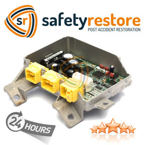 Ford Mustang Airbag Module Reset Clear Crash Data Hard Soft Codes