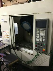 Brother Tc 229 Cnc Tapping Machine