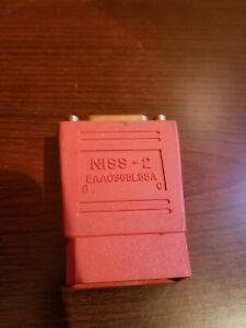Snap On Scanner Adapter Mt2500 Solus Ethos Modis Verus Nissan 2 Adapter