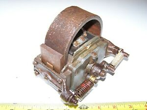Old Webster K Hit Miss Gas Engine Magneto Ignitor Mag Steam Tractor Oiler Hot