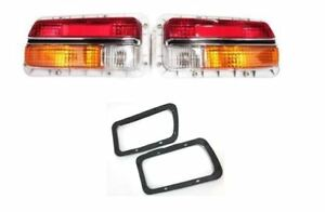 Datsun 240z Tail Lights Lamp Jdm Euro Spec W Gaskets 12 j4300 Sale