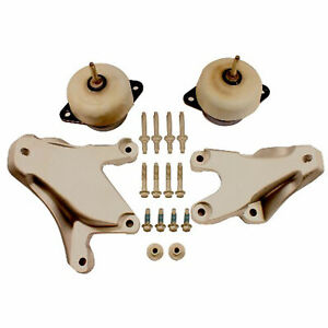 Ford Racing M 6038 M50 Engine Mount Kit Fits 2011 To 2014 Gt Mustangs