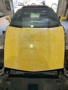 2005 2006 2007 2008 2009 2010 2011 2012 0213 Chevy Corvette Hood