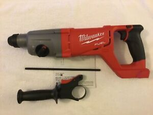 New Milwaukee Fuel 2713 20 M18 18v Cordless 1 Sds Plus D handle Rotary Hammer