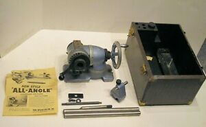 All angle Grinding Fixture All Tool Rotadex Imported By Tool Specialties germany