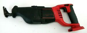 Snap On Tools 18v Cordless Reciprocating Saw Ctrs8850 Tool Only 7d 1